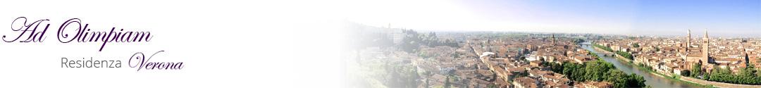 Ad Olimpiam Residenza Verona, vacanze, appartamento, ospitalità Logo