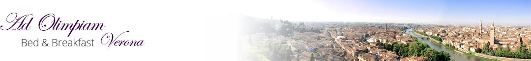 Ad Olimpiam Bed&Breakfast Verona, vacanze, appartamento, ospitalità Logo